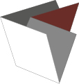 Druckerei Lochner | Kreuzbruchfalz